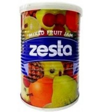 Zesta Mixed Fruit Jam 500g